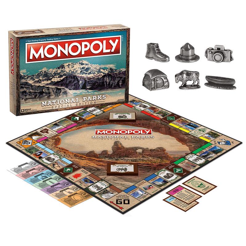 National Parks Monopoly image number 2
