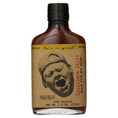 Original Juan Batch #218 Louisiana Style Hot Sauce 7.5oz