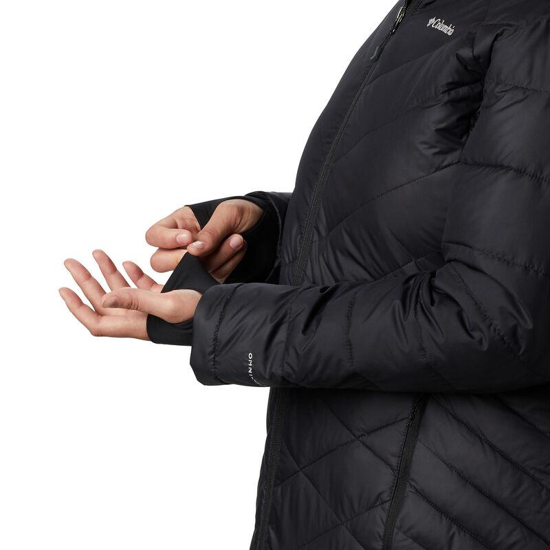 Columbia Women's Heavenly Long Hooded Jacket image number 10