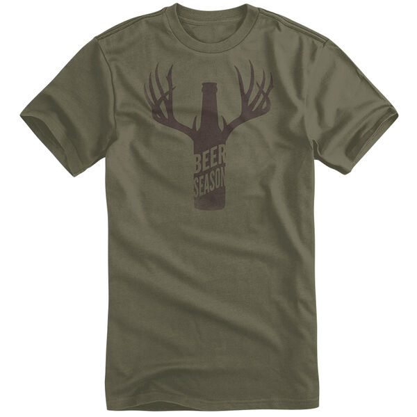 Field Duty Men's Beer Season Short-Sleeve Tee