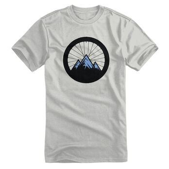 Points North Men's Mountain Wheel Short-Sleeve Tee