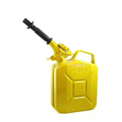 Wavian Fuel Can, 5L, Yellow