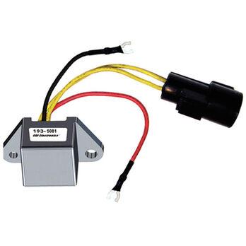 CDI Electronics Regulator / Rectifier, Replaces OM #585081
