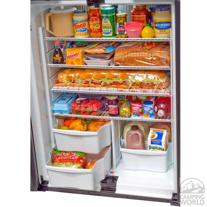 Norcold Refrigerator with Ice Maker, 12 CF image number 2
