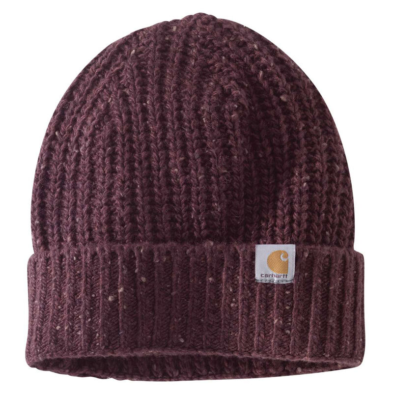 Carhartt Women's Clearwater Knit Hat image number 2