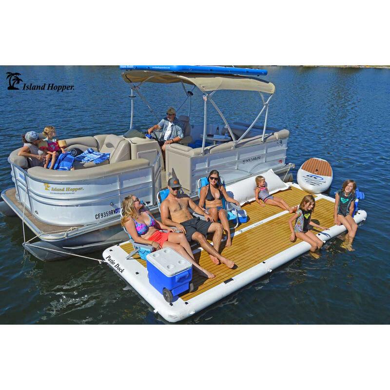 Island Hopper Patio Dock image number 2
