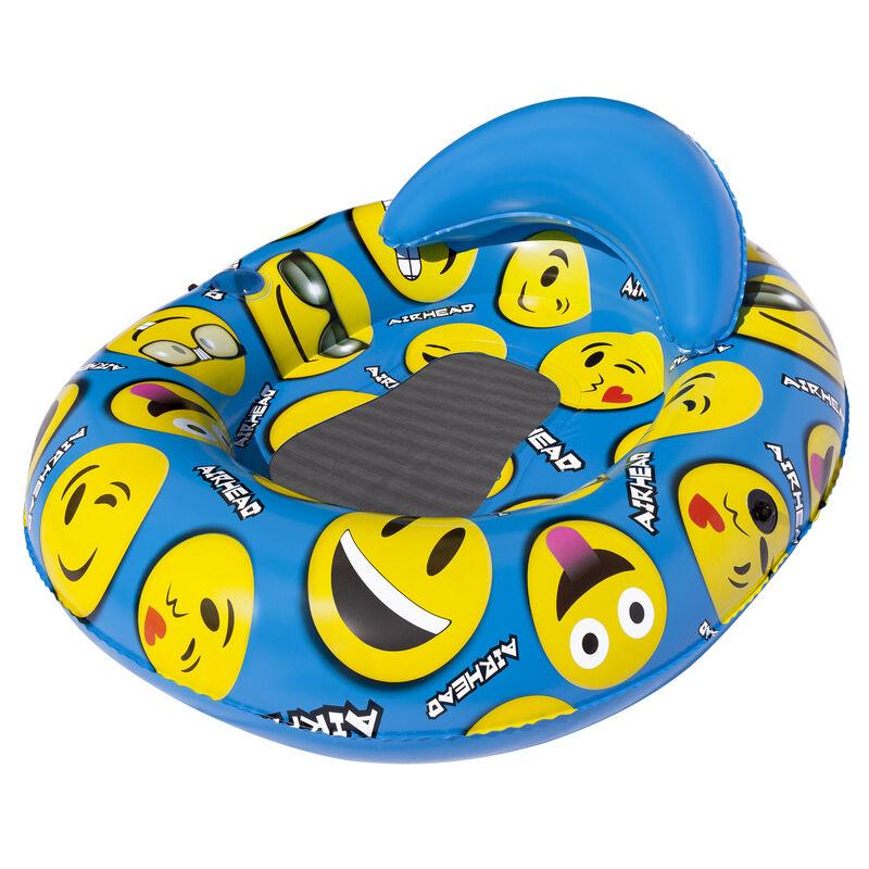 Airhead Emoji Gang Pool Float image number 1