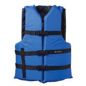 Overton's Ripstop Adult 4-Buckle Boating Vest