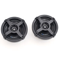 "Roswell Classic In-Boat 6.5"" Coaxial Speakers, Black"
