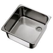 Ambassador Marine Rectangle Stainless Steel Sink
