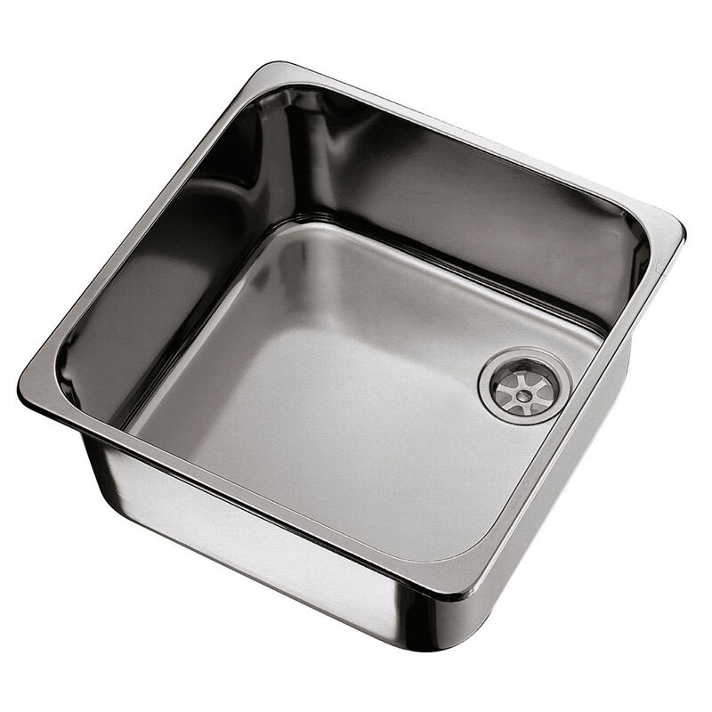 Ambassador Marine Rectangle Stainless Steel Sink image number 1