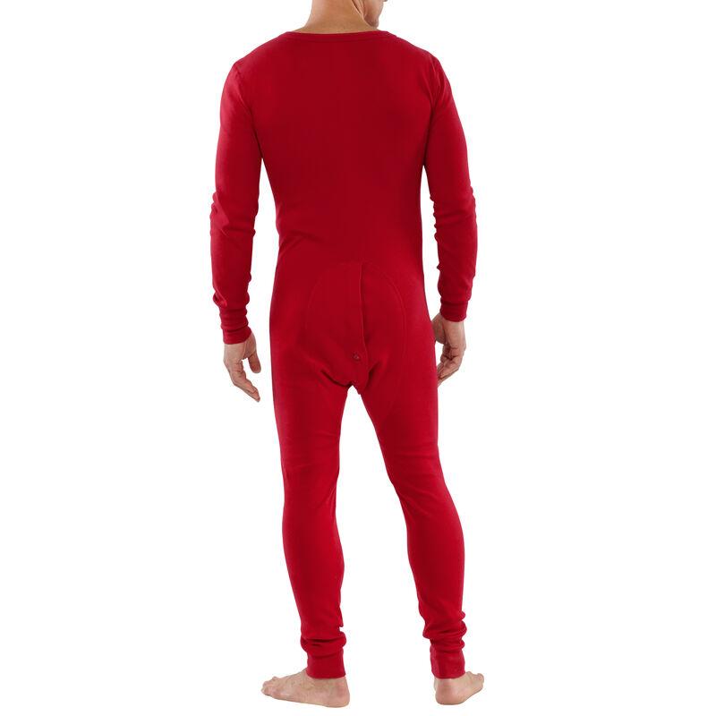 Carhartt Men's Cotton Union Suit image number 1