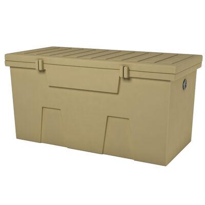 TitanSTOR Small 4' Dock Box With Locking Set