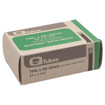 Q-Tubes Schrader Valve, 700 x 28-32c