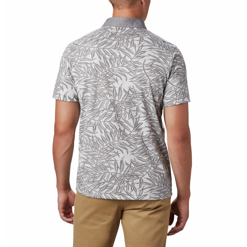 Columbia Men's Thistletown Park Short-Sleeve Polo image number 8