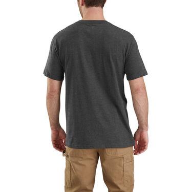 Carhartt Men's Maddock Graphic Carhartt Ax Short-Sleeve Tee