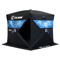 Clam Stealth Spearfisher Thermal Ice Hub Shelter