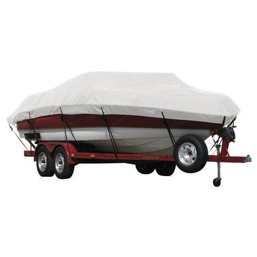 Exact Fit Sunbrella Boat Cover For Boston Whaler Ventura 180 Starboard Ladder
