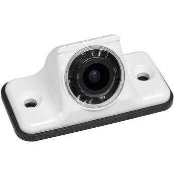 Voyager LED Backup Camera, White