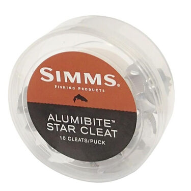 Simms Alumibite Star Wading Cleat