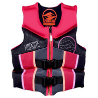 Hyperlite Pro V Youth Life Jacket, Pink