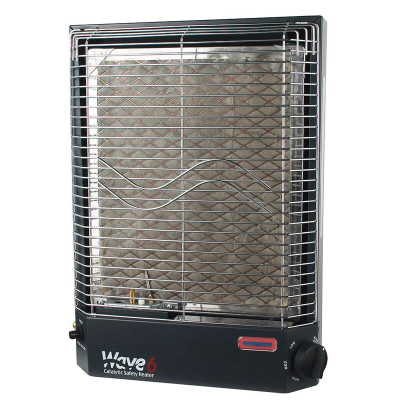 Camco Olympian Wave-6 Catalytic Heater image number 1