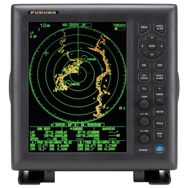 Furuno RDP154 Color Display For FR8065/8125/8255 Radar Series image number 1