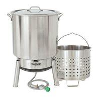 82 Quart Stainless Steam and Boil Kit
