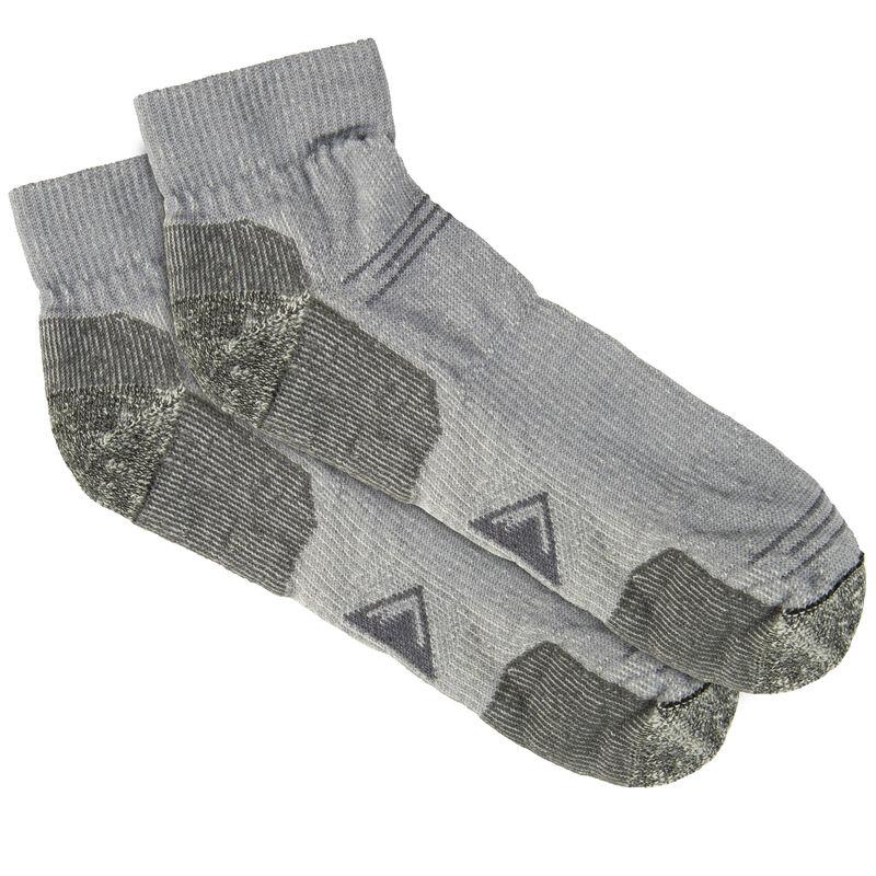 Ultimate Terrain Men's Explorer Lightweight Hiking Quarter Sock image number 3