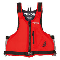 Yukon Base Youth Paddle Life Vest - Red - Youth