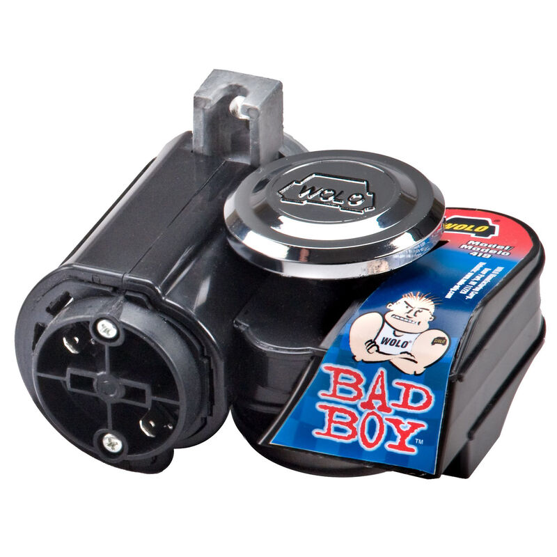 Wolo Bad Boy Dual Tone 12V Air Horn image number 1