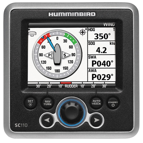 Humminbird SC 110 Autopilot System Kit Without Rudder Feedback
