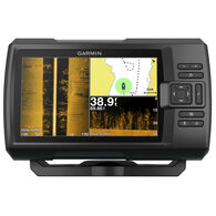 Garmin Striker Plus 7sv GPS Fishfinder with Quickdraw Contours Mapping Software