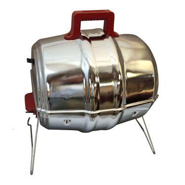 Keg-a-Que Portable Charcoal Grill