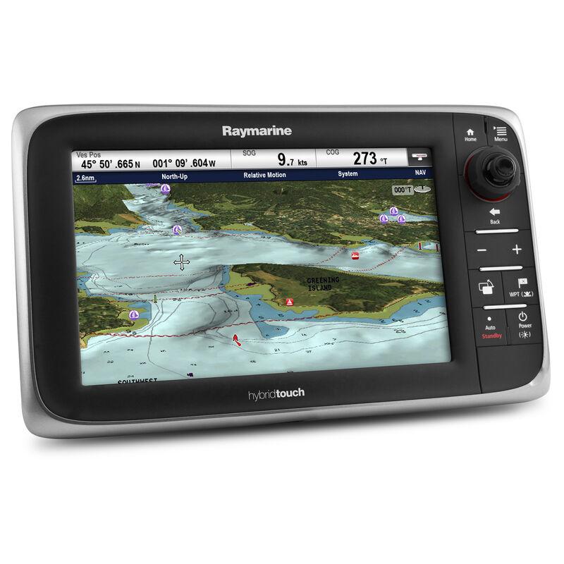 Raymarine e95 Multifunction Display - US Coastal Cartography image number 2