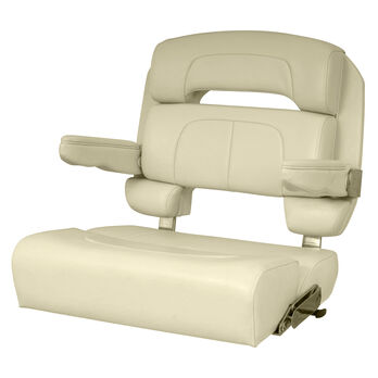 """Taco 23"""" Capri Helm Seat Without Seat Slide"""