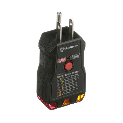 Southwire 40022S GFCI Receptacle Tester