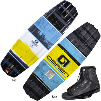 O'Brien Contra Wakeboard With Access Bindings