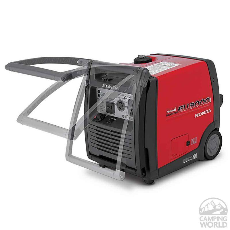 Honda EU3000i Handi Portable Generator - CARB Compliant image number 3