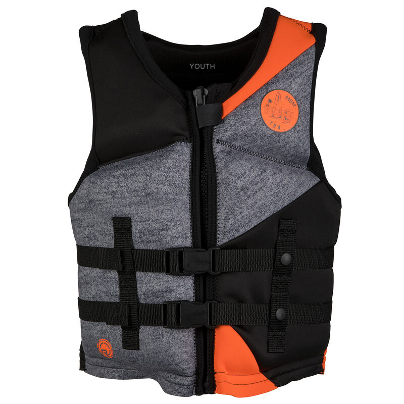 Total Radar Awesomeness Boy's Youth Life Jacket image number 1