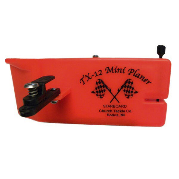 Church Tackle TX-12 Mini Planer Board Starboard