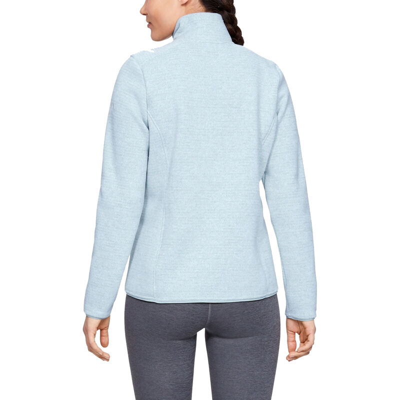 Under Armour Women's Wintersweet 2.0 Half-Zip Pullover image number 7