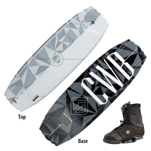 CWB Dowdy Wakeboard With MD Bindings