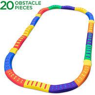 Sunny & Fun Balance Beam Obstacle Course 20 Piece Set