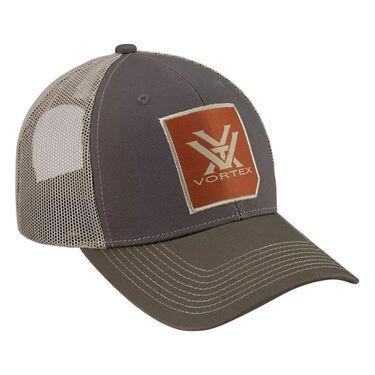 Vortex Clipped Corner Cap