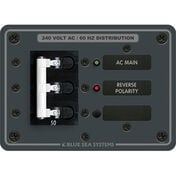 Blue Sea 120/240V AC Main Breaker Panel