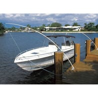Premium Mooring Whips, 34' to 46' Boats
