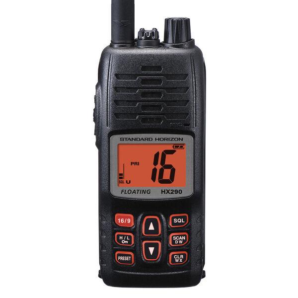 Standard Horizon HX290 Floating Handheld VHF Radio