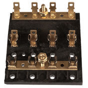 Sierra 4-Gang Fuse Block, Sierra Part #FS40630-1