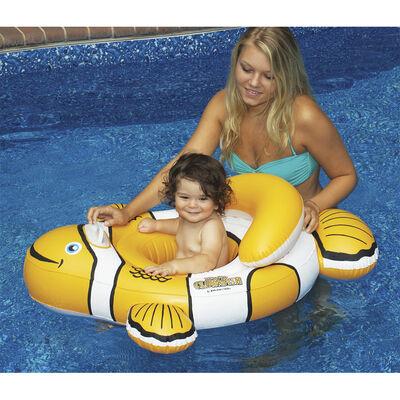 Swimline Clownfish Baby Pool Float